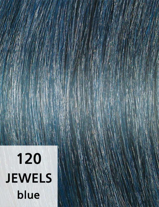 Jewels / blue / 120