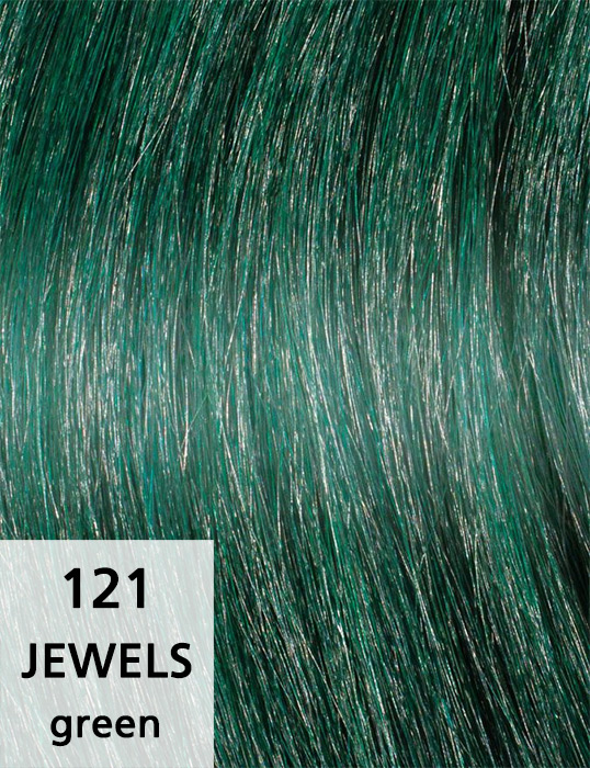 Jewels / green / 121