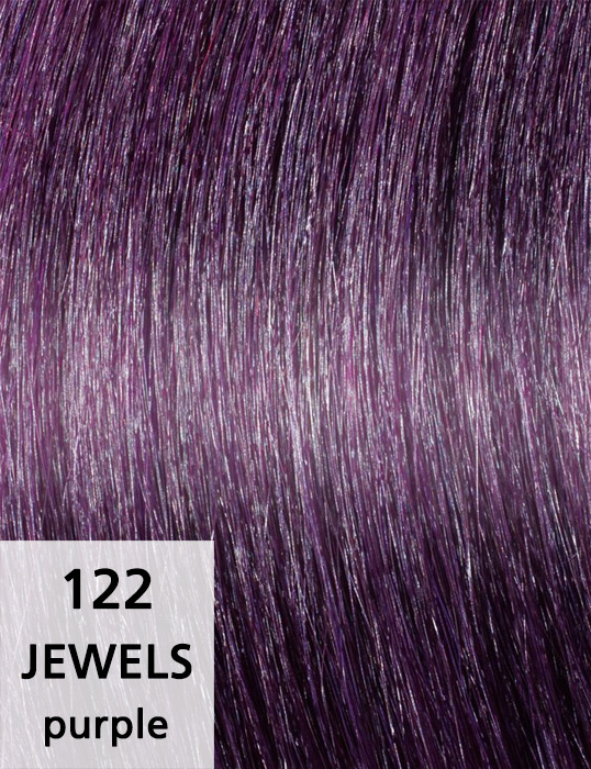 Jewels / purple / 122