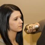 The Finishing Touch – bringt die Haarpracht auf Hochglanz
