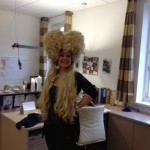 Sabine vom Great Lengths Team