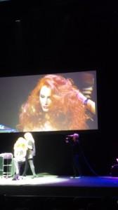 Zoe Irwin most beautyful redhead