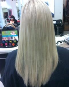 schöner als zuvor, ist das neue Haar