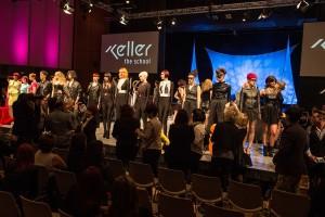 Keller the school, Kollektion