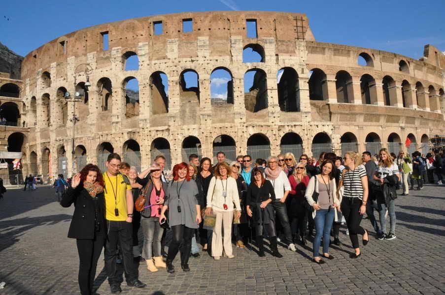 Rom, Partnerreise November 2014