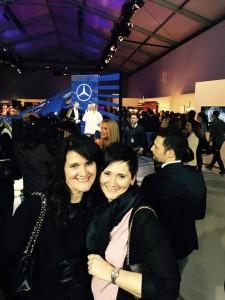 Anita Lafer und Silvia Lafer