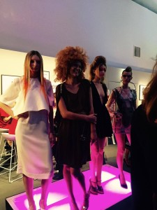 Impressionen und Looks, Berlin Fashionweek