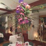 Blumenschmuck von Andreas Stern