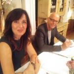 Ingrid Trummer und Falk Royss