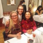 Lilian und Robert Ledwinka, Beate Dobringer