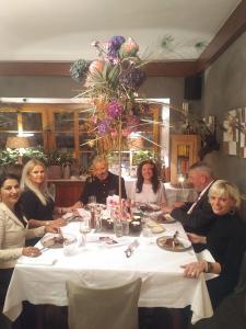 Nadja Yesilcelebi, Kornelia und Manfred Spirkner, Ronnie und Rainer Meisen