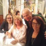Robert Ledwinka, Renate Klingspor, Paul Dobringer, Sabine Bern