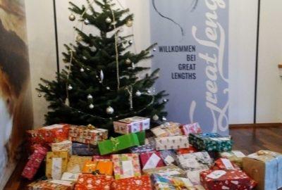 Weihnachtspaket Aktion für Rumänien