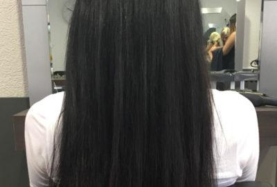 Professionelle Haarverlängerung