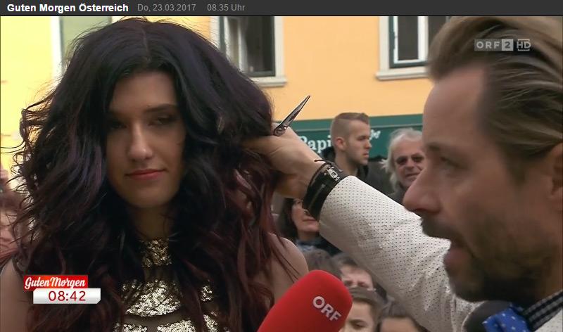 Guten Morgen Österreich, 23.3.2017; ORF.screenshot