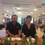 Silvia und Robert Lafer