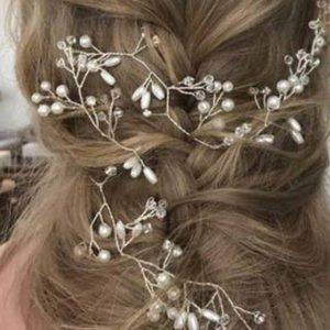 Hochzeitsfrisur von Knaus Hairdesign