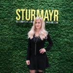 Haarumstyling bei Coiffure Sturmayr für Fashionbloggerin