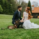 Brautshooting auf der Hochzeitswiese St. Veiter Schlössl