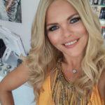 Diana Herold wieder mit langer Mähne