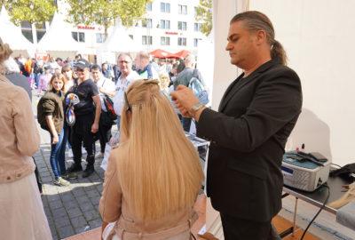 Ralf Meis-Herdieckerhoff beim Tag des Handwerks Köln 2018