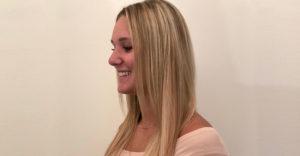 Haarverlängerung für Lisa Buckwitz