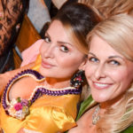 Charity Blond Wiesn auf dem Oktoberfest