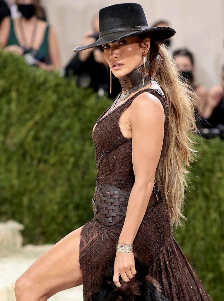 "Jennifer Lopez ""iconic"" 50 cm Met Ponytail"